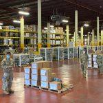 DoD Demonstrates 5G Network for Smart Warehouses