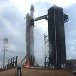 Space Defense Agency Sends Up Satellites for First Time