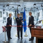 Air Force Opens Research Altitude Chambers