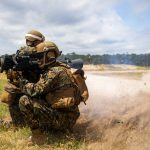 Marine Corps Fields New Rocket System to Infantry Marines