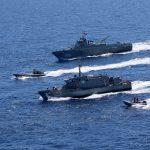 U.S. Navy and Dominican Republic Strengthen Bonds