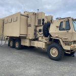 Soldiers Test Potential Army Command Post Prototypes