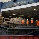 U.S. Army Deploys Tanks To Poland