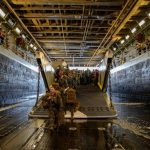 Marines And Sailors Arrive in Support of Haiti Disaster Relief