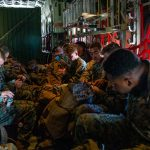 More Marines Deploy In Support of Haiti Relief Operations