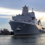 USS Arlington To Provide Haiti Disaster Relief