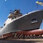 Navy to Christen Amphibious Transport USS Fort Lauderdale