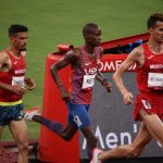 Army Runner Earned Spot at Finals During First Olympics