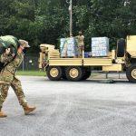 National Guard En Route to Louisiana in Response to Hurricane Ida