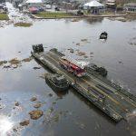 Louisiana Guard Builds Bridges, Clears Roads After Ida