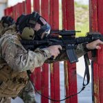 Defenders Beta Test New Weapons Qualification Course