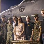 Yuma Museum Dedicates AV-8B Harrier, Remembers Fallen Marines