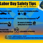 Keep Safety In Mind As Summer Ends