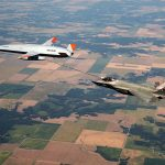 F-35 Conducts First Aerial Refueling With T1 Drone