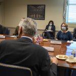DoD, U.K. Counterpart Discuss Defense, Security Priorities