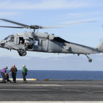 Navy Shifts to Recovery of 5 Sailors in Helicopter Crash