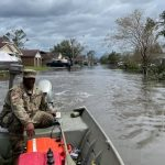 Guard Fights Wildfires, Responds to Ida, Serves Overseas