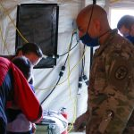 Army Medics Rally Support For Afghan Evacuees