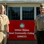 Navy Selects ASU for Military Studies Program