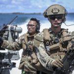Guam Guard, Navy Conduct Joint Training at Sea