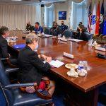 NATO Secretary General Visits Pentagon