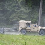 Soldiers Test JLTV to Carry Ammo, Tow Howitzers