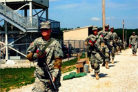 A Typical Day at Basic Training: On the Firing Range