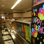 Mess Hall Serving Celebratory Meal for 237th Corps Birthday
