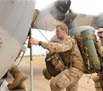Marines Provide African Lion with Logistical Support