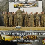Army Reserve Celebrates 104 Years of Service