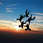 Cadets Break Collegiate Parachuting Record