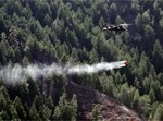 National Guard Troops Battle Western Wildfires