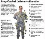ACU-Alternate Uniform Offers More Fit Options