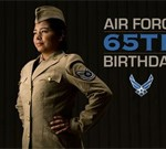 Air Force Leaders Share Birthday Message