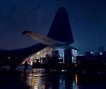Ramstein Launches First C-130J Flight to Assist Ebola Outbreak Efforts