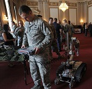 EOD Airmen Educate Congress on Mission