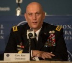 Odierno receives National Football Foundation Distinguished American Award