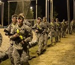Female Soldier Successfully Completes 2nd Pre-Ranger Course