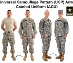 Operational Camouflage Pattern Army Combat Uniforms Available July 1