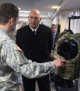 Chief Sees Future of Army Equipment at PEO Soldier
