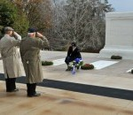 Veterans and Dignitaries Commemorate Battle of the Bulge on 69th Anniversary