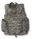 Bullet Proof Armor Improvements for the U.S. Army