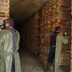 DOD Warns Syria Against Use of Chemical Weapons