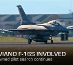Aviano Augments Search for Missing Pilot