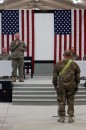 NGB Chief Frank Grass Talks of 'Tough Isues' on Troop Visit in Afghanistan