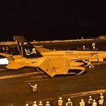 Harry S Truman CSG Launches First OIR Missions