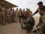 Coalition Trains Iraqi Security Forces to Defeat Isil