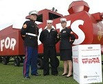 Toys For Tots; Marines Provide Christmas for Less Fortunate Children