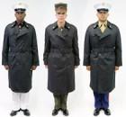 Corps Seeks Marines' Input on Black All-Weather Coat
