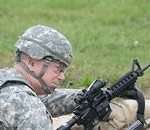 National Guard Bureau Chief Frank Grass Sees 'Outstanding Work' of Pennsylvania Troops